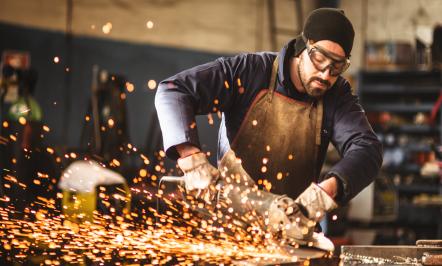 Image of welder